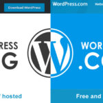 WordPress.com vs WordPress.org - Full comparison guideline in hindi