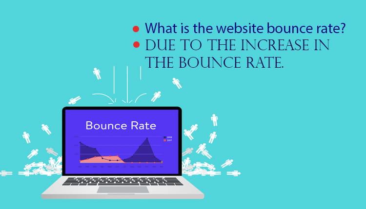 Website bounce rate kya hai, Bounce rate increase hone ke 5 reason